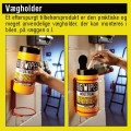 Væg holder til BIG Wipes