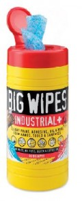 Big Wipes Rød